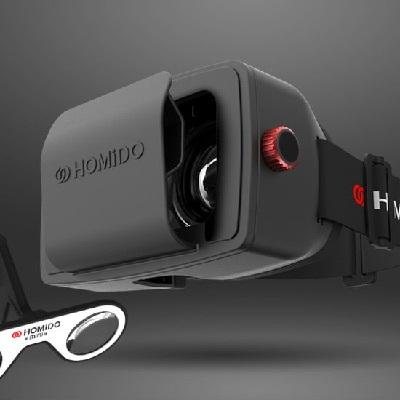 Homido V1 DELUXE VR Очки виртуальной реальности