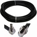 15 метров RG-58 a/u 50 Ом разъемы SMA-Female и CRC9 кабельная сборка ShopCarry