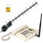 MT3020 стационарный сотовый телефон с выносной антенной