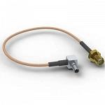 Переходник для 2g 3g 4g модема на внешнюю антенну (Huawei , Alcatel , ZTE) разъем CRC9 SMA-fem