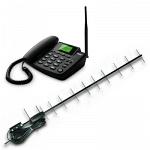 Termit FixPhone v2 rev.4 Стационарный сотовый телефон GSM под сим карту