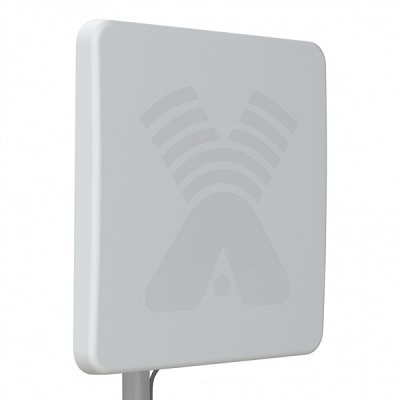 Antex ZETA MIMO 2x2 антенна внешняя 4G/3G/2G/WIFI LTE-A (усиление 17-20dBi) широкополосная панельная