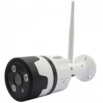 Digma Division 600 уличная камера видеонаблюдения с wifi