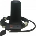 ShopCarry M3372M1 комплект Usb модем 4g 3g gsm с антенной равнонаправленной широкополосной