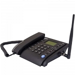 Даджет MT3020 стационарный сотовый телефон gsm под сим карту чёрный