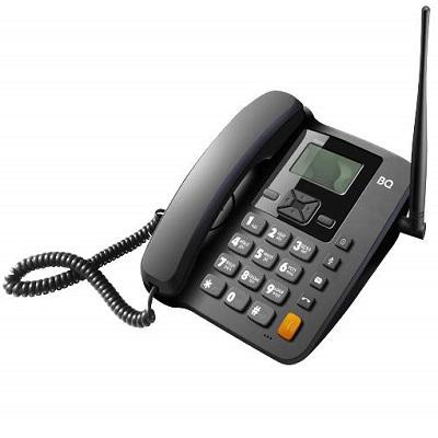 BQ 2410 Point Стационарный сотовый телефон GSM под 2-е СИМ карты