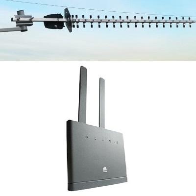 Huawei B315s-22 3g 4g wifi роутер с внешней антенной Интернет 19