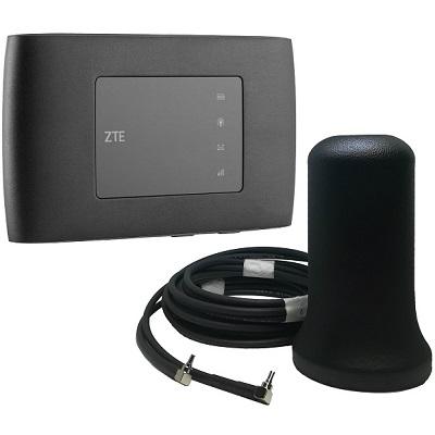 ZTE MF920ru с Антенной на магните переносной роутер WiFi под сим карту 3G 4G